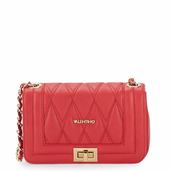 06f7259ca97 Valentino Bags | Nwt Lipstick Red By Mario Bag | Poshmark